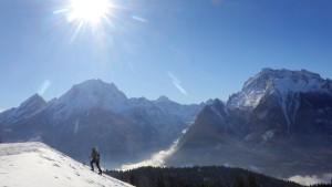 Alpinpolizei findet Toten
