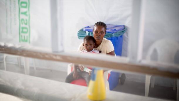 Liberia könnte Ebola als erstes Land besiegen