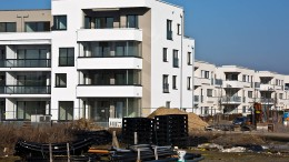 Neubauwohnungen immer teurer