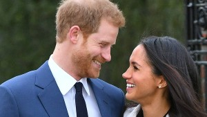 Harry und Meghan laden 2600 Bürger zu ihrer Hochzeit ein