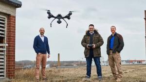 Nicht jeder braucht eine Drohne