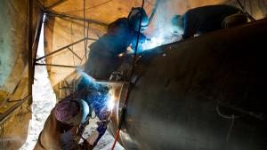 Nord Stream 2 stärkt Europa