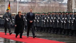Berlin soll führen