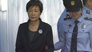 Staatsanwaltschaft fordert 30 Jahre Haft für Ex-Präsidentin