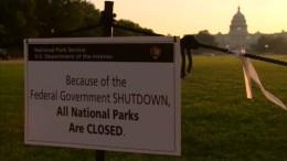 """Kampf gegen den """"Shutdown"""""""