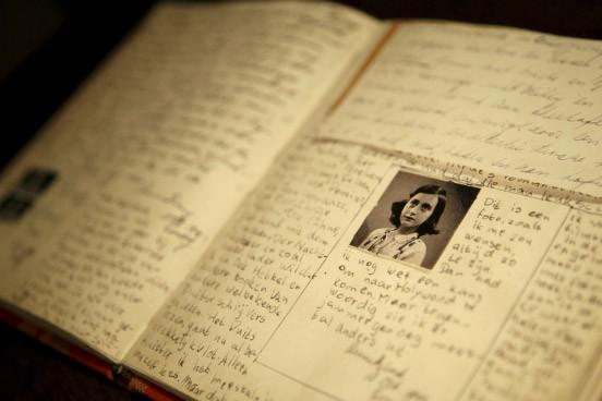 Bewegte Millionen: Das Tagebuch der Anne Frank