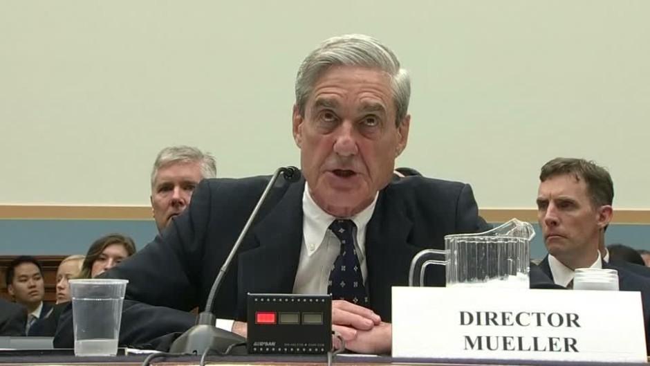 Der frühere FBI-Chef Robert Mueller soll die Verbindungen von Trumps Team nach Russland untersuchen