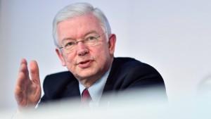 Roland Koch: Merkel muss Nachfolge regeln