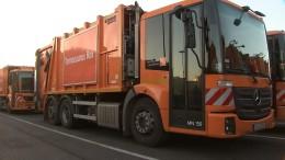 Berlins Müllabfuhr steht still