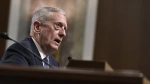 Mattis wird Trumps Verteidigungsminister