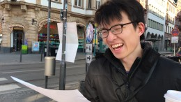 Kramp-Karrenbauer auf Chinesisch