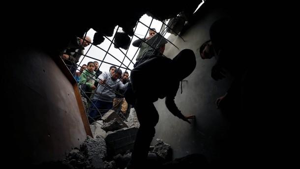 Israel tötet Kopf einer palästinensischen Zelle