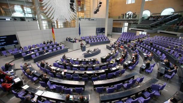 Koalition will Diäten auf 9082 Euro erhöhen