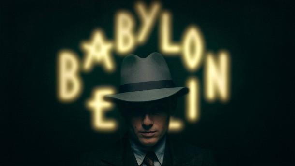 """""""Babylon Berlin"""" startet im Herbst"""