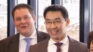 Fraktionschef Brüderle könnte neuer FDP-Chef werden