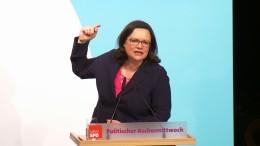 """""""Merkels Göttinnendämmerung hat längst begonnen"""""""