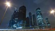 Hoch hinaus: Die Architektur Moskaus gleicht sich der westlicher Metropolen an – als Vorbilder dienen Städte wie Berlin, New York oder Melbourne.