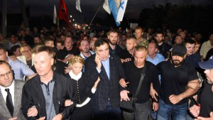 Ukrainischer Innenminister droht Saakaschwili
