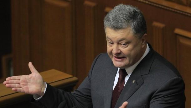Ukraine erwartet Waffen aus dem Westen