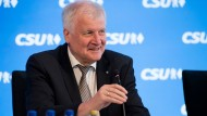 """Ein """"Teil der Abgeordneten"""" fühle sich """"überrollt"""", so der bayerische Ministerpräsident Seehofer. Ein wirklicher Aufschrei ist diese Aussage nicht."""