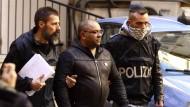 Ein Anti-Mafia-Einsatz im italienischen Ostia: Auch in Nordrhein-Westfalen soll der Kampf gegen die organisierte Kriminalität künftig stärker im Fokus stehen.