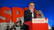Michael Groschek ist SPD-Landesvorsitzender in Nordrhein-Westfalen. Auf ihn kommt es an.
