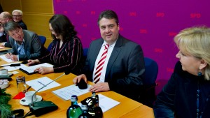 SPD billigt Besetzung der Ministerien