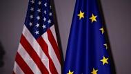 Die amerikanisch-europäische Zusammenarbeit ist wichtiger denn je (Symbolbild).