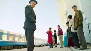 Szenen einer Zugfahrt