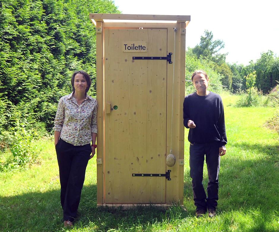 Garten Toilette Selber Bauen Wohn Design