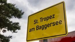 Strandbad Rodgau startet verspätet in die Saison