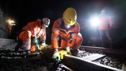 S-Bahn-Tunnel an Ostern abermals gesperrt