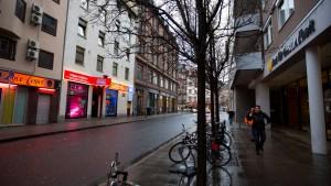 Keine Angst vor neuen Rotlicht-Quartieren
