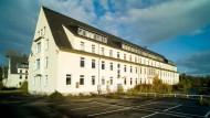 Soldatenheim: Frühere Wohnungen der Amerikaner in der Pioneer-Kaserne