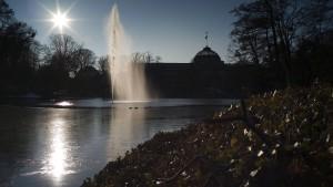 Jugendliche nach Überfällen im Schlosspark festgenommen