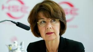 """""""Anteil weiblicher Führungskräfte steigt kaum"""""""