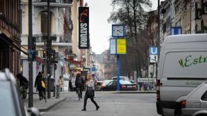 Sorge und Zuversicht an der Berger Straße