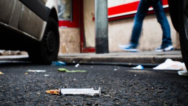 Live-Heroin gegen Gentrifizierung