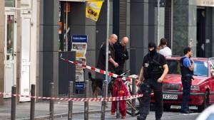 Schüsse im Bahnhofsviertel: Keine Spur vom Täter