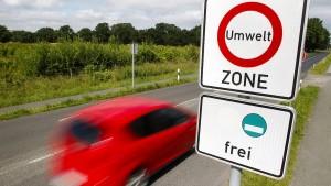 Umweltzone gilt fortan auch in Limburg