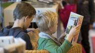 Hingucker: Gäste bei den Sonntagsgeschichten für Kinder in Oberursel