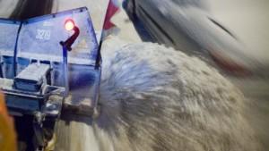 Mit Salz und Split gegen Eis und Schnee