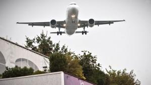 Die neuen Flugrouten sind bisher nur grob festgelegt