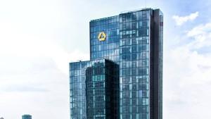 Koreaner kaufen Hochhäuser