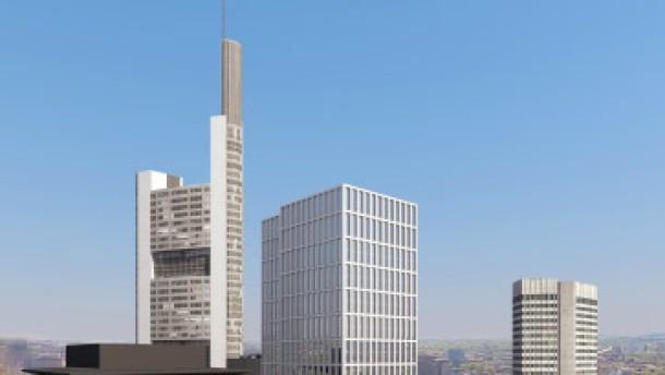 Taunusturm wird nicht gebaut