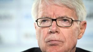 Rauball sorgt für Verwirrung im Fifa-Skandal