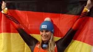 Deutsche Teamstaffel holt Gold