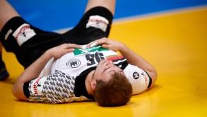 Böses Erwachen für deutsche Handballer