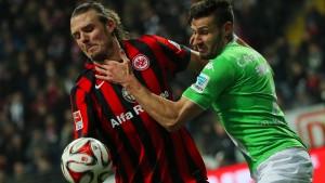 Wolfsburg rettet Punkt in letzter Minute
