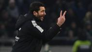 Mit Plan B gegen Wolfsburg: der Mainzer Trainer Sandro Schwarz musste umdisponieren